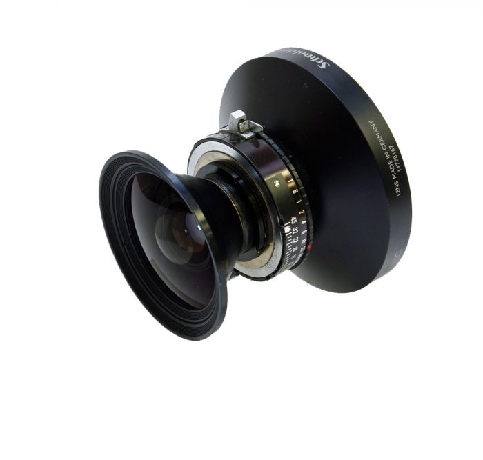 Schneider Super Angulon 72mm f5.6 XL Copal 0