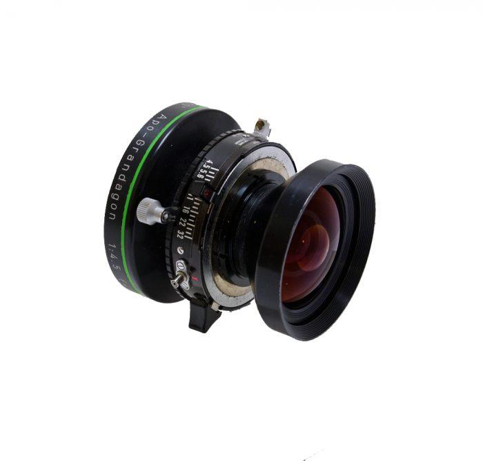 Used rodenstock apo grandagon 45mm f4.5 copal 0