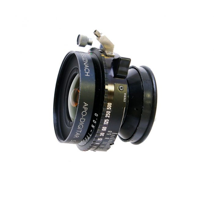 Used Schneider Apo Digitar 35mm f5.6 XL