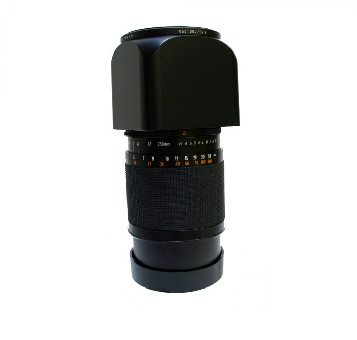 Used hasselblad sonnar 250mm f5.6 cf