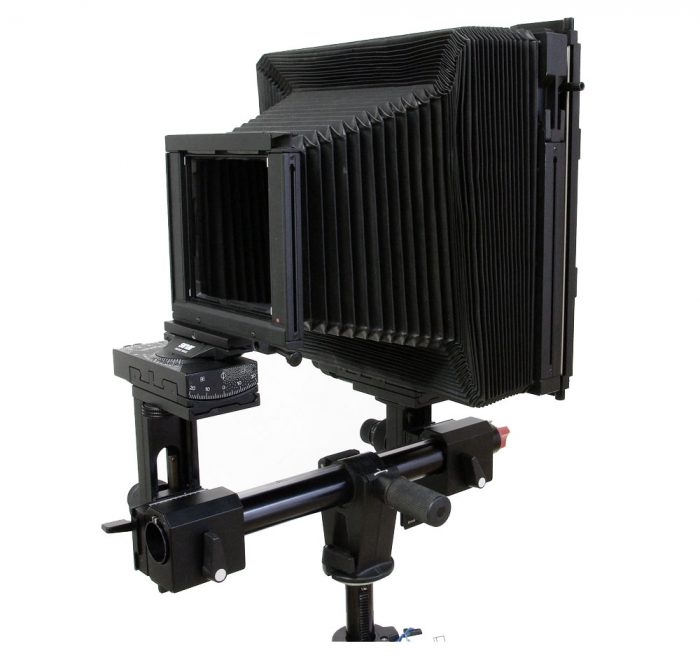 Used sinar p2 8×10 monorail camera
