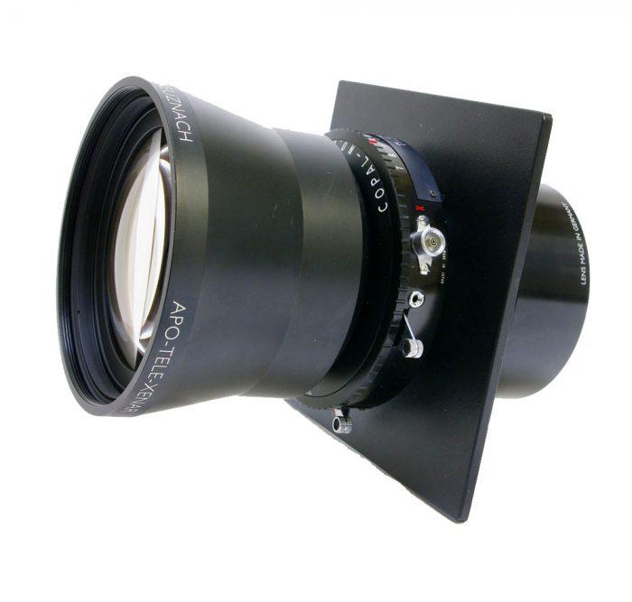 Used schneider apo-tele-xenar 800 f12 copal no 3