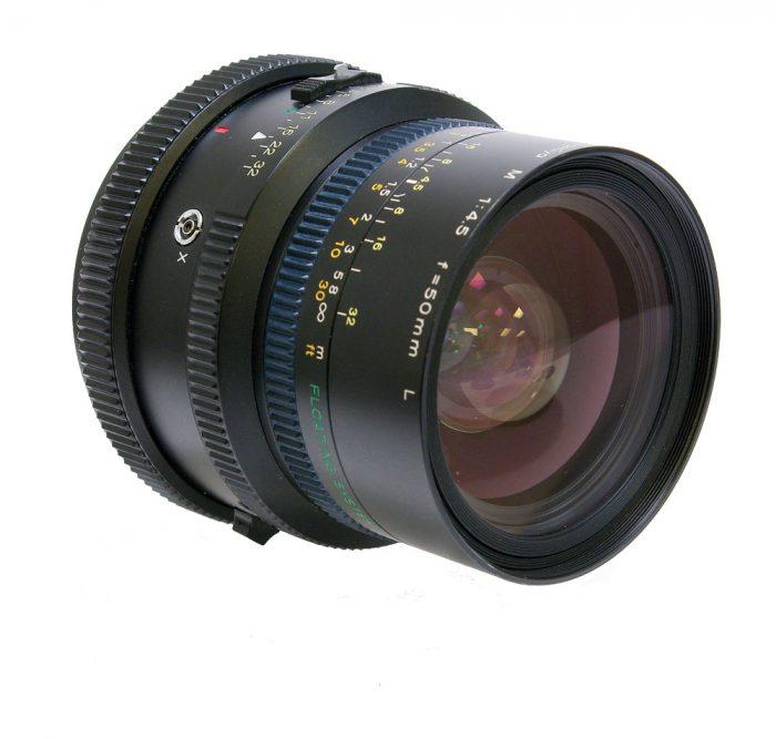 Used Mamiya M ULD RZ 50mm f4.5 L