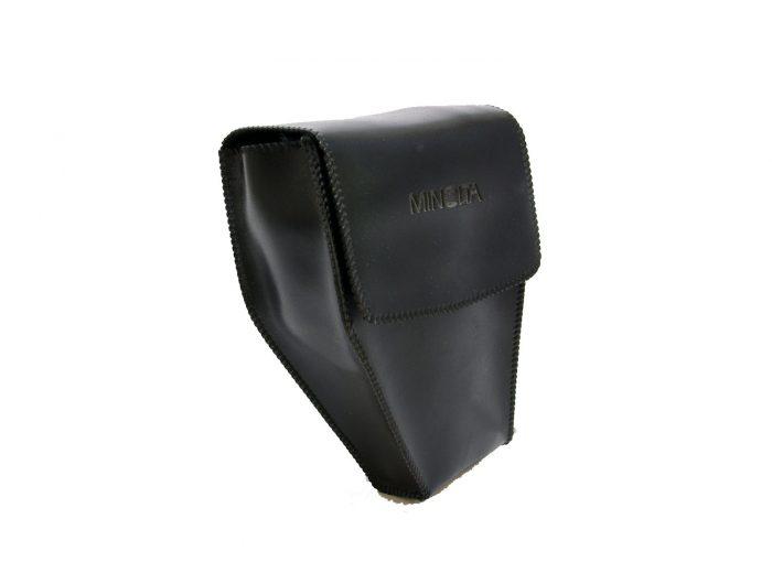 Used minolta spotmeter f c/w pouch
