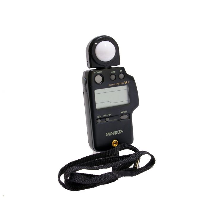 Used Minolta Auto Meter V F
