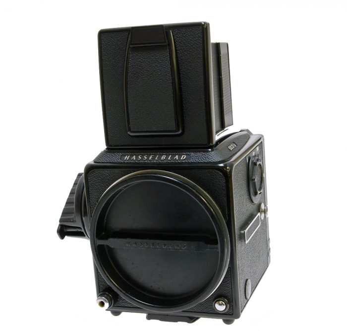 Used hasselblad 503cw black body