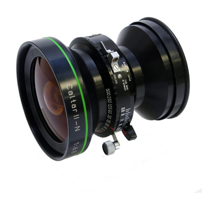 Used Calter 11-N (Rodenstock) 90mm f6.8 Copal 0
