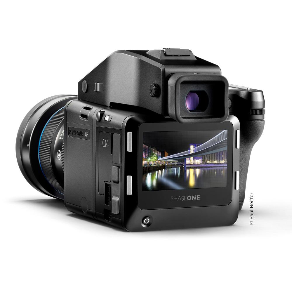Phase one iq4 camera system