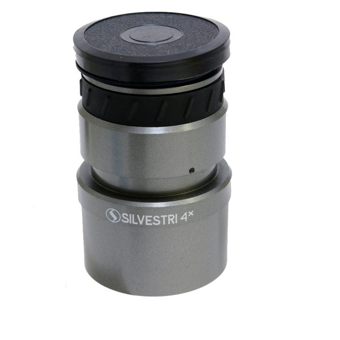 Silvestri 4x loupe 45mm field of view
