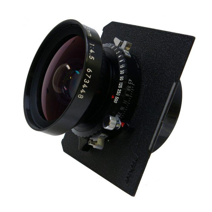 Used Nikon Nikkor SW 75mm f4.5 Copal 0