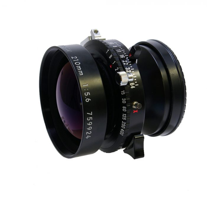 Used Nikon Nikkor W 210mm f5.6 Copal 1