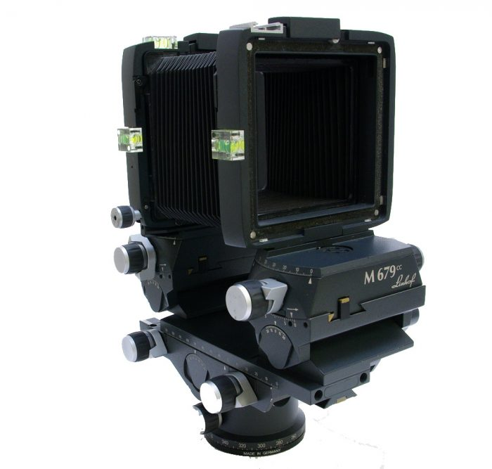 Used linhof 679cc kit with sliding bag + bag bellows