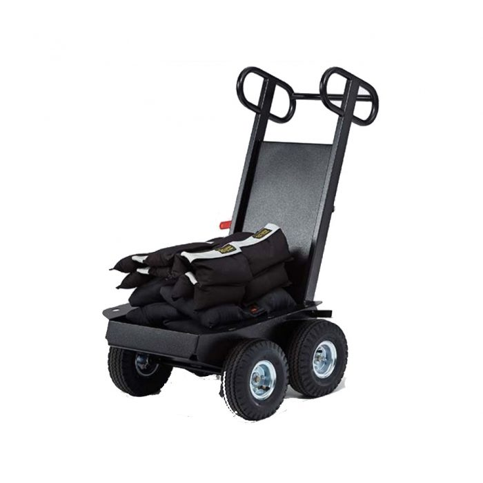 Cable/sand bag mini cart (foldable)