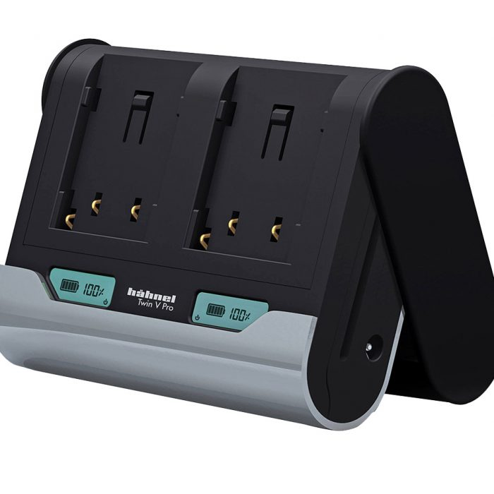 Hahnel Twin V Charger