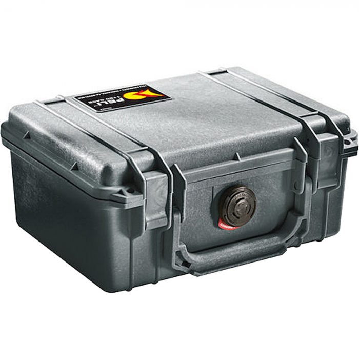 Peli™ 1120 small case with foam