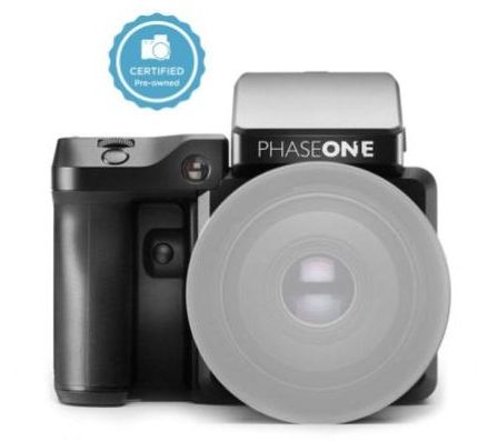 Certified Pre-Owned Phase One XF Camera Body with Prism