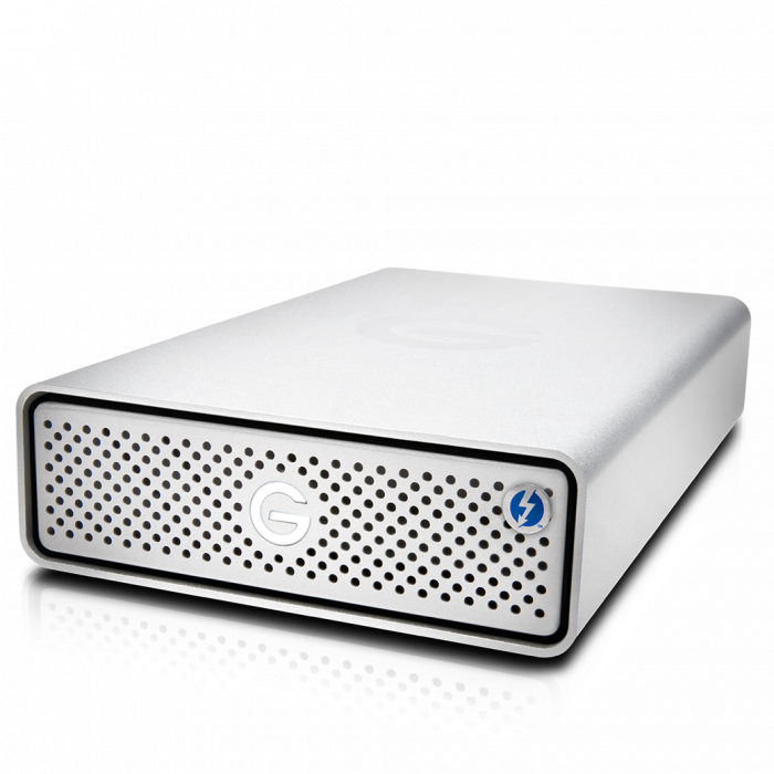 G-technology g-drive with thunderbolt 3