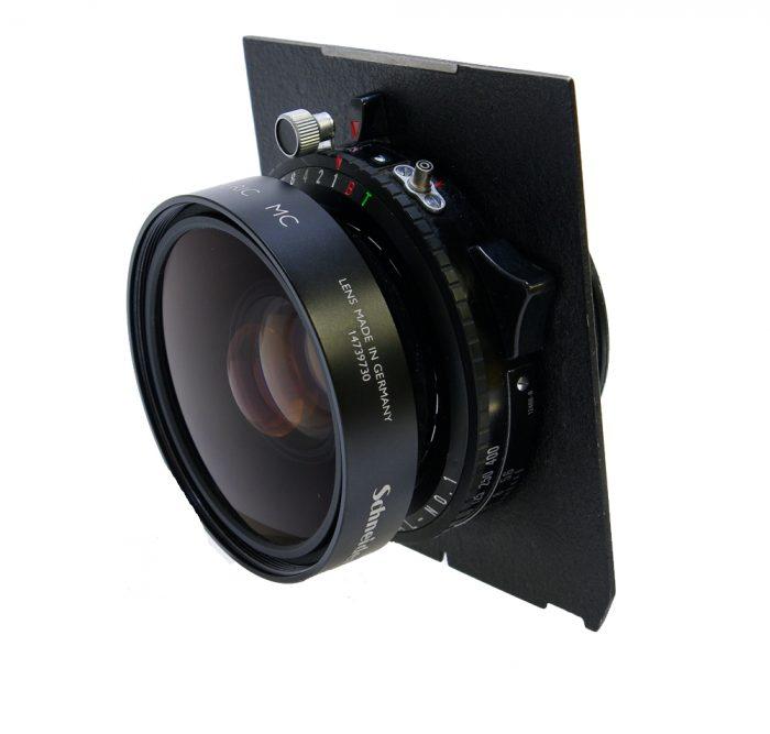 Used Schneider Super Symmar XL 110mm