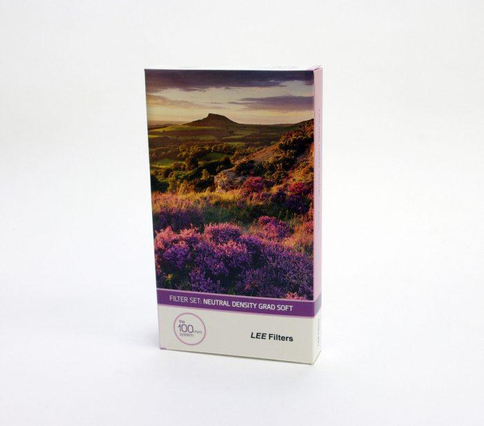 Lee filters 100x 150mm nd grad filter set ( soft edge )