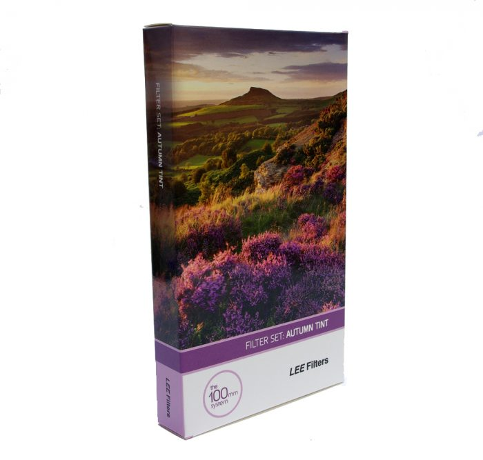 Lee filters autumn tint set (100 x 150mm)