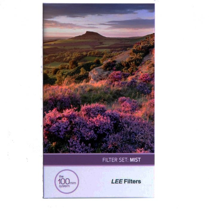 Lee filters mist  set (100 x 150mm)