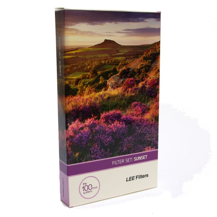 Lee filters sunset set (100 x 150mm)
