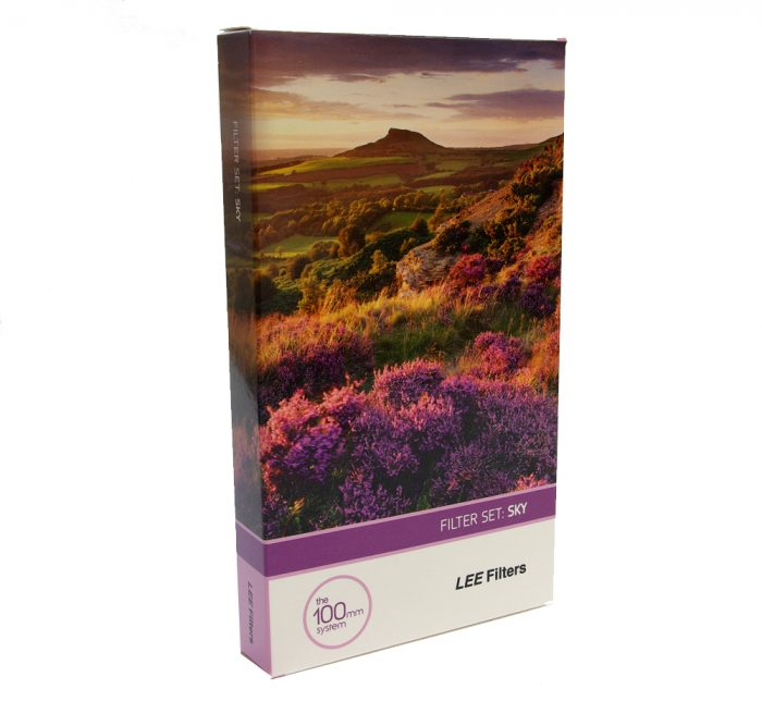Lee filters sky set  (100 x 150mm)