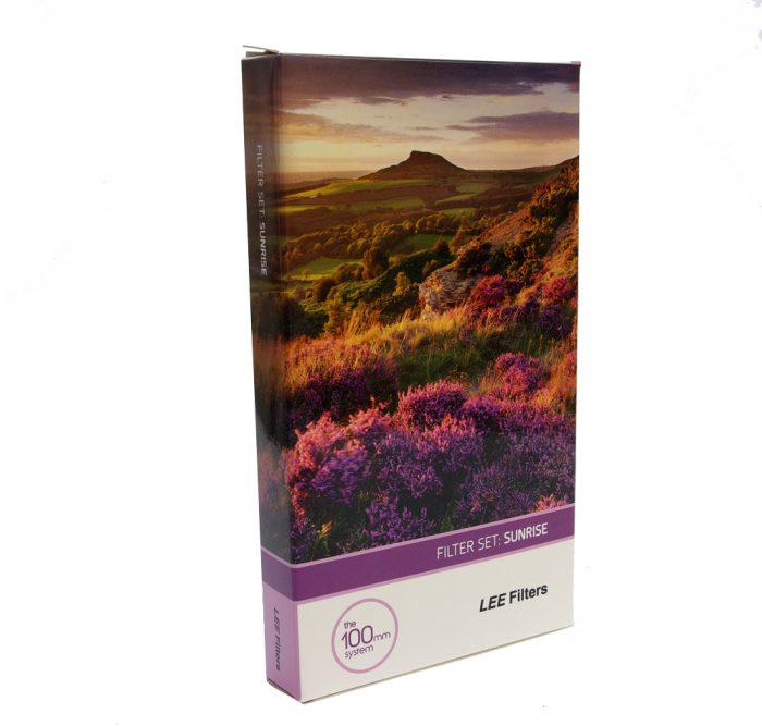 Lee filters sunrise set (100 x 150mm)