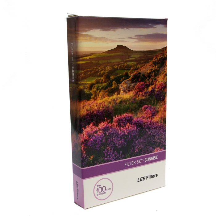 Lee filters sunrise set (100 x 150mm)
