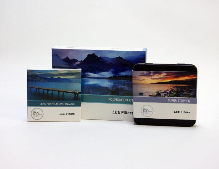 Lee Foundation Kit + Super Stopper + Wide