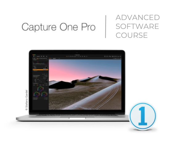 Capture one pro advanced software course