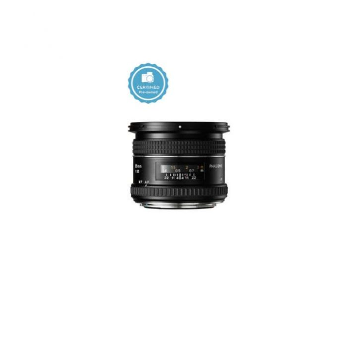 Certified pre-owned phase one 35mm af f3.5