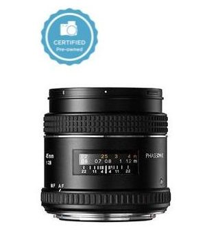 Certified pre-owned phase one 45mm af f2.8