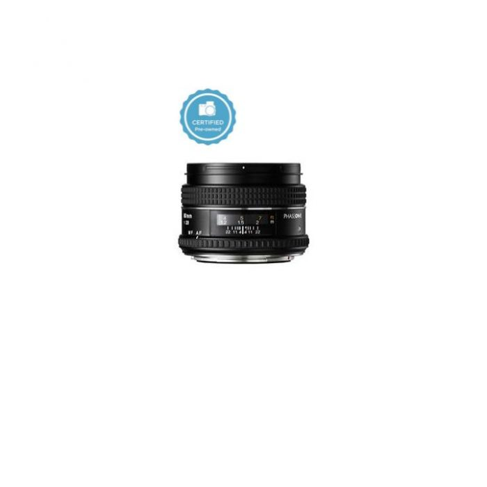 Certified pre-owned phase one 80mm af f2.8