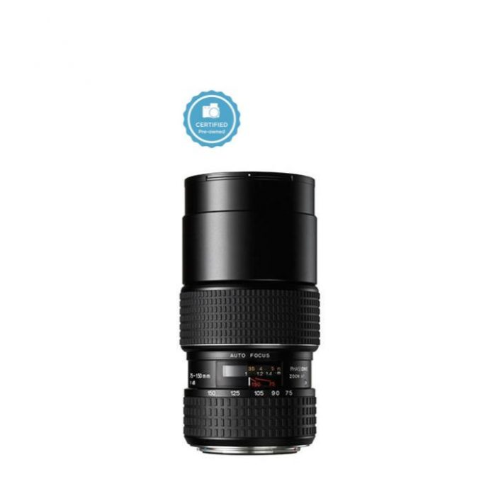 Certified pre-owned phase one 75-150mm af f4.5