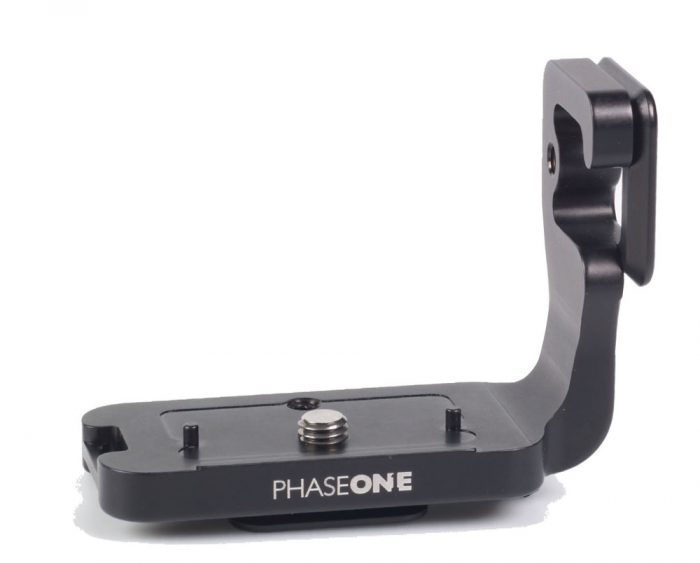 Phase one xf l-bracket with hand strap