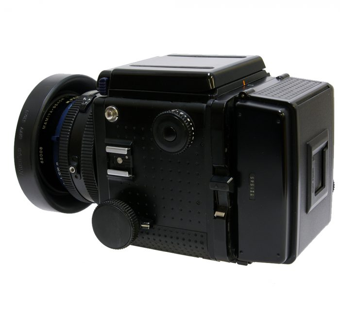 Used mamiya rzpro ii kit with sekor f2.8 110mm lens