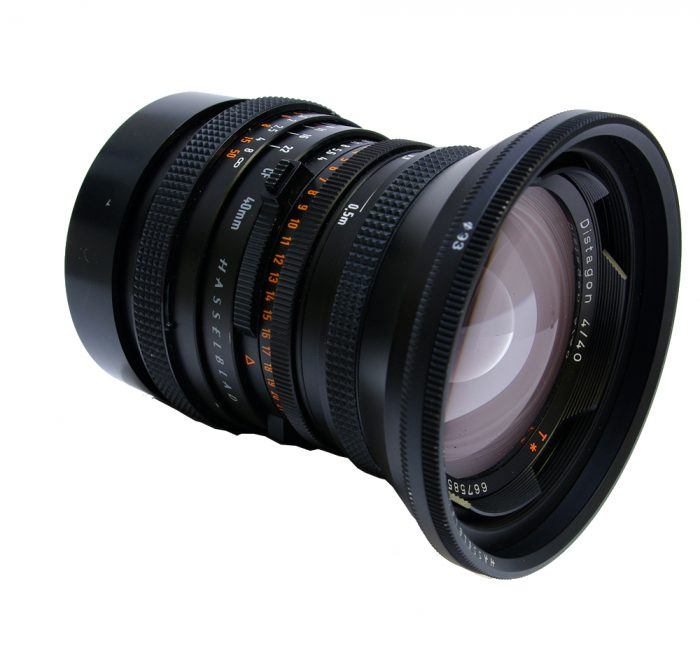 Used hasselblad distagon 40mm f4 cf t*