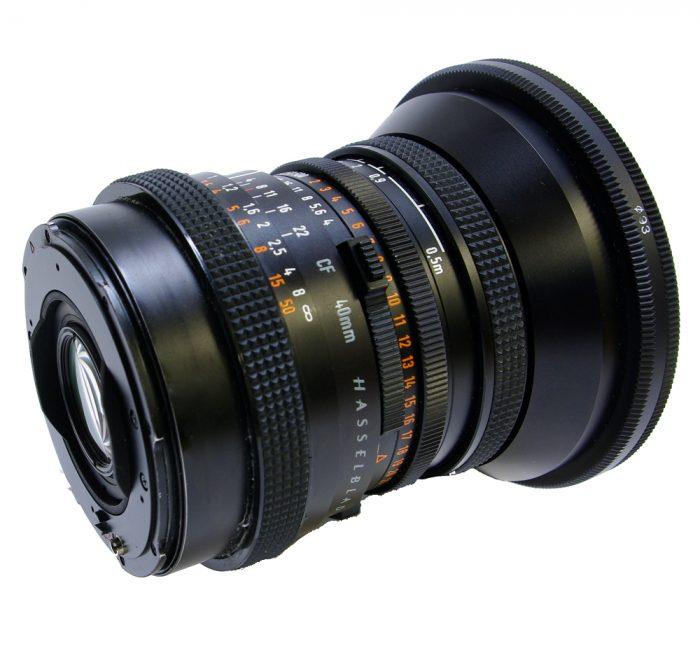 Used HasselbladDistagon 40mm