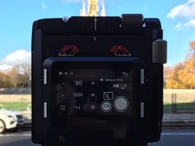 Using the IQ4 with Technical Cameras
