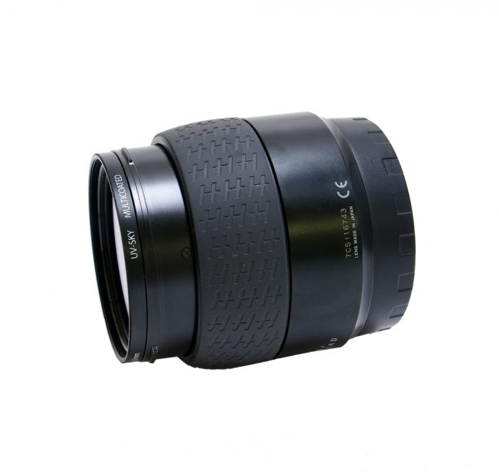 Used hasselblad 80mm f2.8 hc with hood & filter & pouch