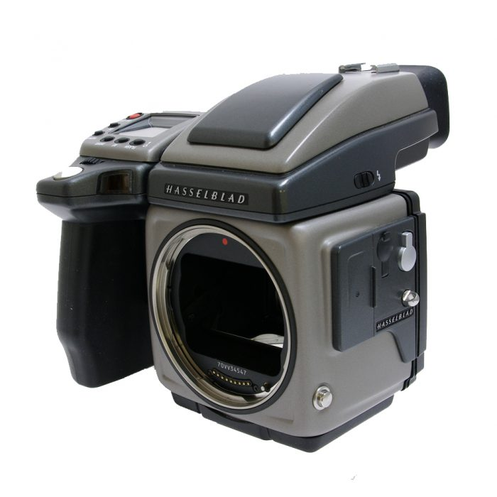 Hasselblad H4X Body with HV90X