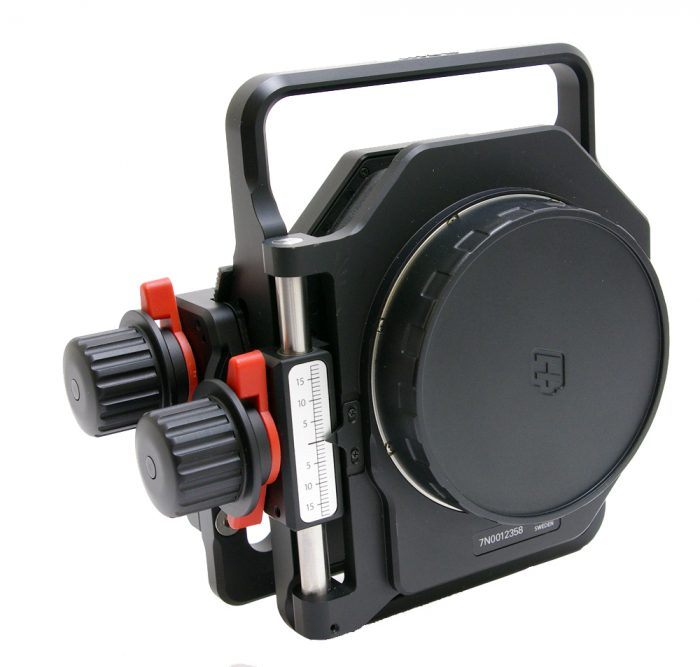 Used hasselblad hts-1.5x tilt and shift adapter