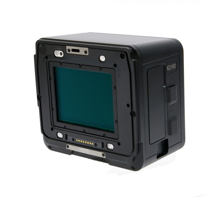 Used phase one iq1 80mp digital back kit hasselblad h fitting