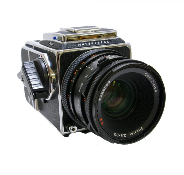 Used hasselblad 503cw kit