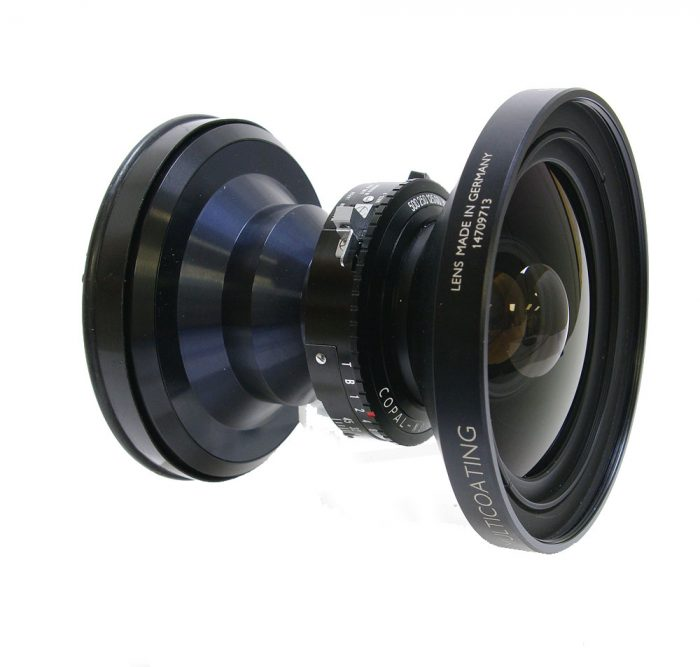 Used schneider super angulon 90mm f5.6 xl