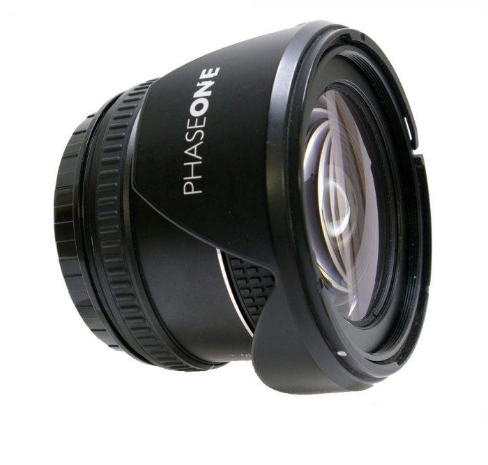 Used phase one 35mm f3.5 af lens