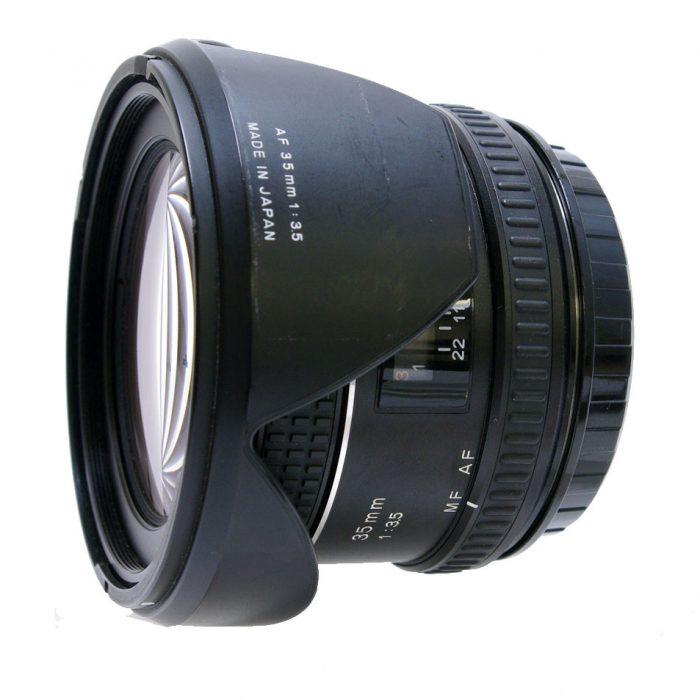 Phase One 35mm F3.5 AF Lens