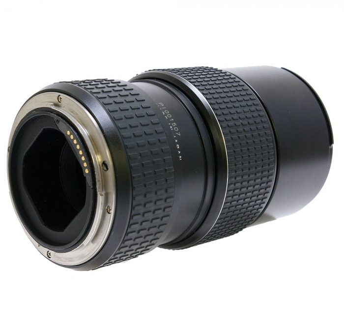 Used phase one 75-150 f4.5 afd zoom inc lens hood