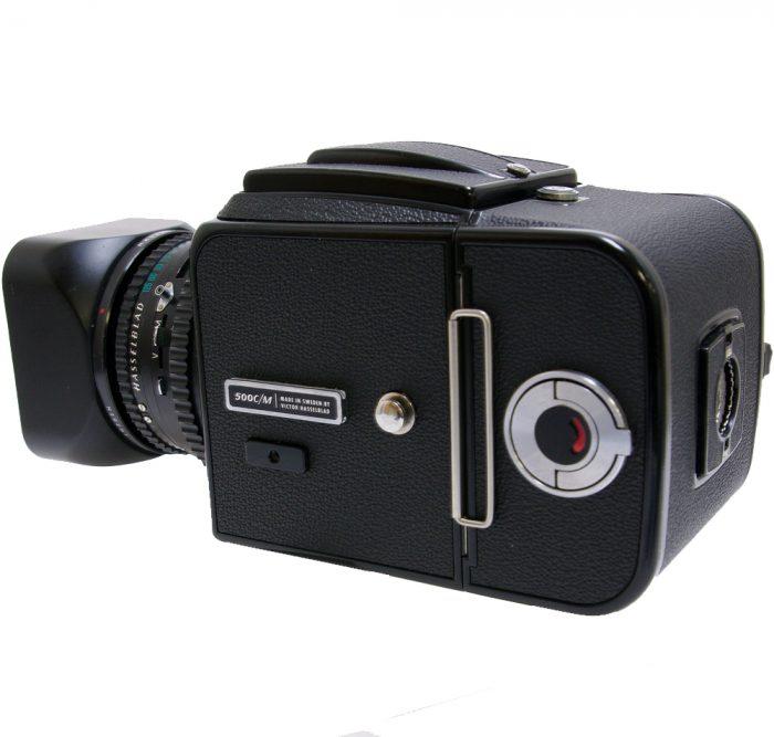 Used hasselblad black 500cm kit